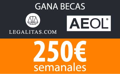 Becas AEOL 250€ semanales